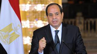 """هيومن رايتس: """"ممارسة القمع في مصر بهدف إبقاء السيسي في السلطة مدة طويلة"""""""