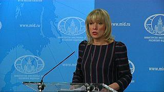 """Moscou dénonce """"des parallèles inadmissibles et indignes"""""""