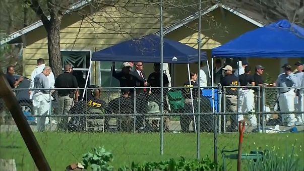 Texas: Polizei findet Video-Geständnis des mutmaßlichen Bombenlegers