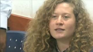 West Bank teen, Ahed Tamimi, gets eight months in prison