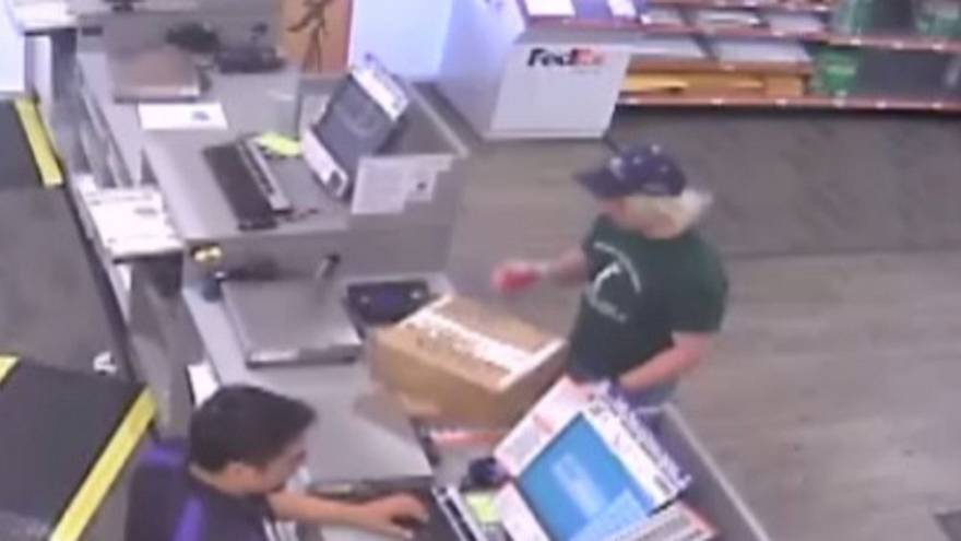 Videóra vette vallomását az austin-i robbantó, mielőtt felrobbantotta magát
