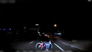 Voiture autonome Uber : vidéo de l'accident mortel
