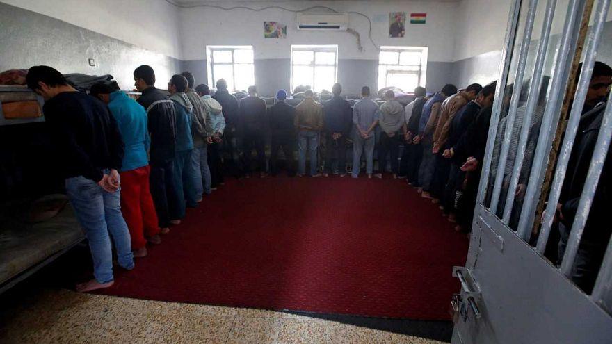 العراق: 19 ألف معتقل بتهم تتعلق بالإرهاب ومخاوف من انتهاك معايير العدالة