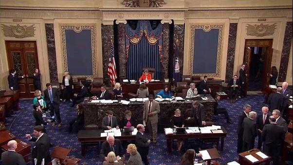 الكونغرس الأمريكي يكشف عن مشروع قانون للإنفاق بقيمة 1.3 تريليون دولار