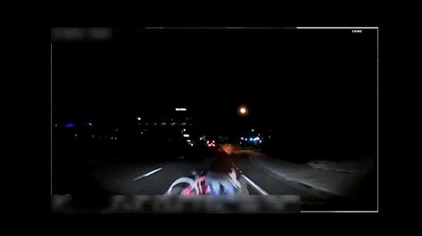 Önvezető autó halálos gázolása