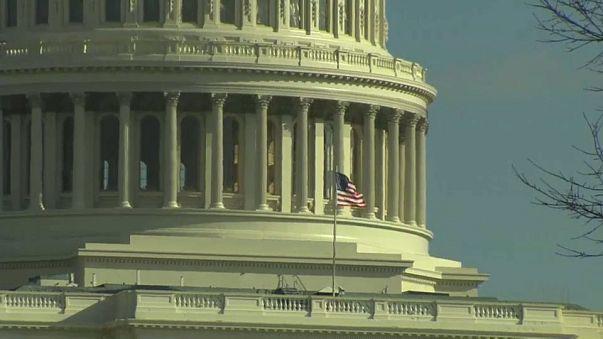 """Конгресс США: во избежание """"шатдауна"""""""