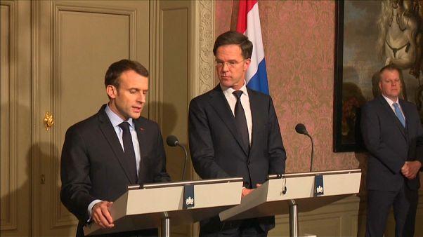 Affaire Skripal : la France solidaire des Britanniques