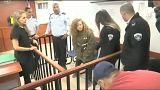Vádalku a katonát megütő lány ügyében