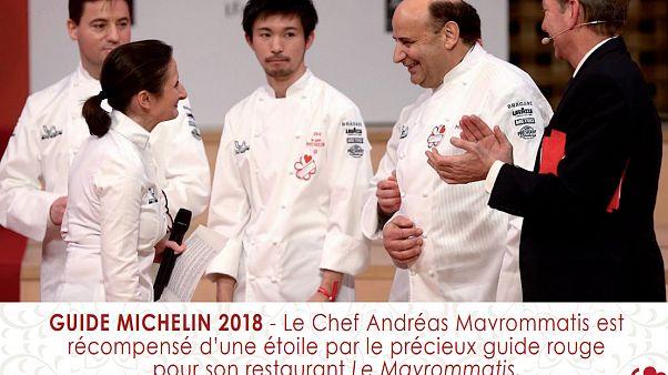 Το αστέρι του Κύπριου σεφ Ανδρέα Μαυρομμάτη λάμπει στο Παρίσι!