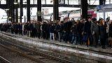An 2 von 5 Tagen: Streik der Bahn auch April und Mai