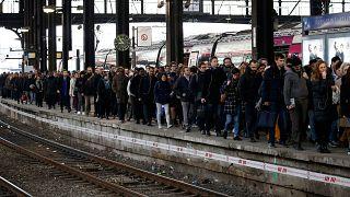 Frankreich-Reisende aufgepasst: Streik an 2 von 5 Tagen