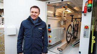 Raio-X para combater fraude mecânica no ciclismo
