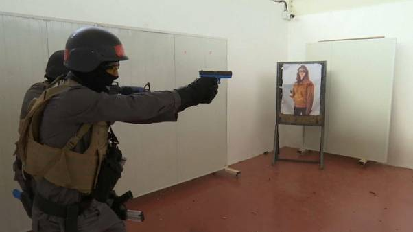 مركز لمكافحة الإرهاب في الأردن بتمويل أمريكي