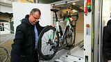 Les vélos passent au test anti-dopage