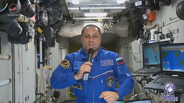 Ρώσος κοσμοναύτης εξυμνεί την Ελλάδα από τον Διεθνή Διαστημικό Σταθμό – ΒΙΝΤΕΟ