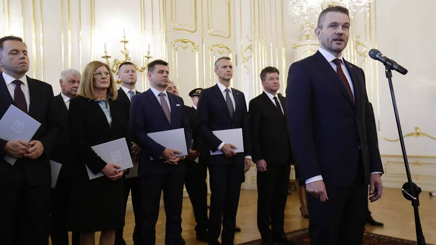 Meglepetés az új szlovák kormányban Gál Gábor