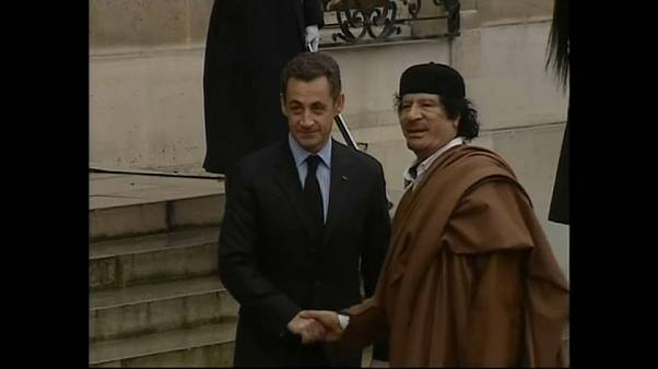 "Sarkozy says he's ""living in hell"""