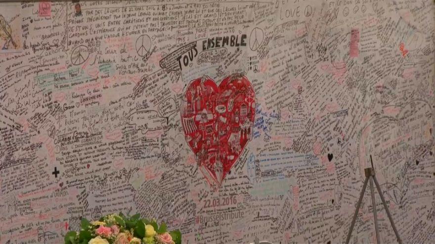 Dos años de los atentados de Bruselas