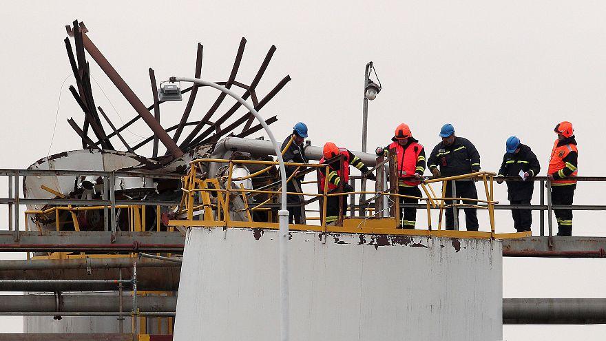 Çekya'da kimyasal tesiste patlama: 6 ölü