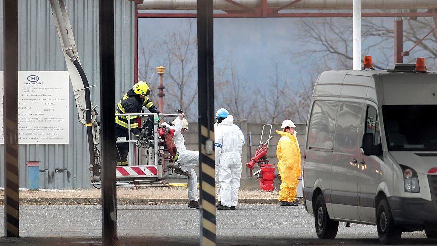 Έξι νεκροί μετά από έκρηξη σε χημικό εργοστάσιο