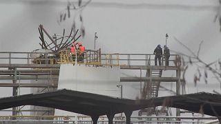 Explosion in tschechischem Chemiewerk tötet sechs Arbeiter