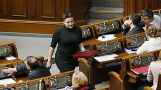 Надежда Савченко задержана