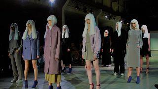 Local designs made in the Baltics open Riga Fashion Week