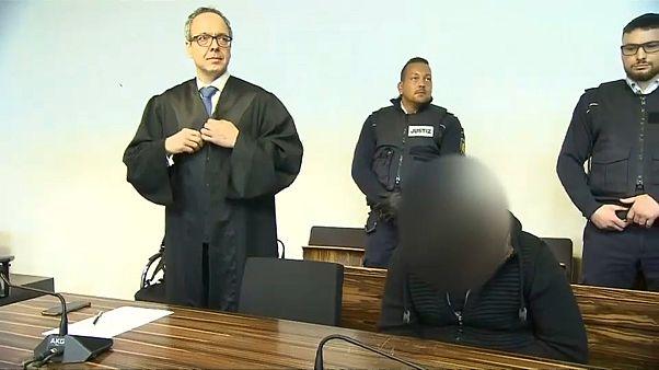 Lebenslänglich wegen Mord an Studentin (19): Gericht in Freiburg verurteilt Hussein K.