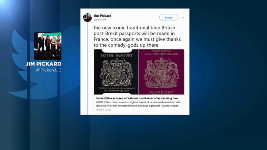 Brexit, l'ultima beffa: i nuovi passaporti saranno made in Ue