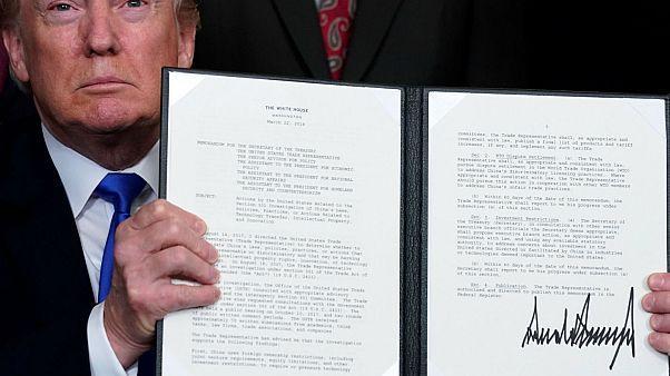 ΗΠΑ: Εξαίρεση της Ε.Ε από την υπερφορολόγηση αλουμινίου και χάλυβα - Δασμοί στην Κίνα