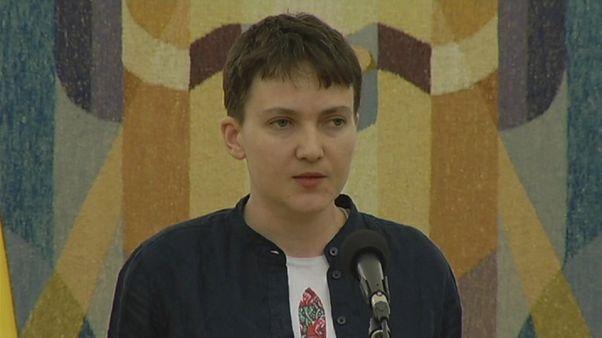 Ucraina: la deputata nazionalista Savchenko in stato di fermo per terrorismo