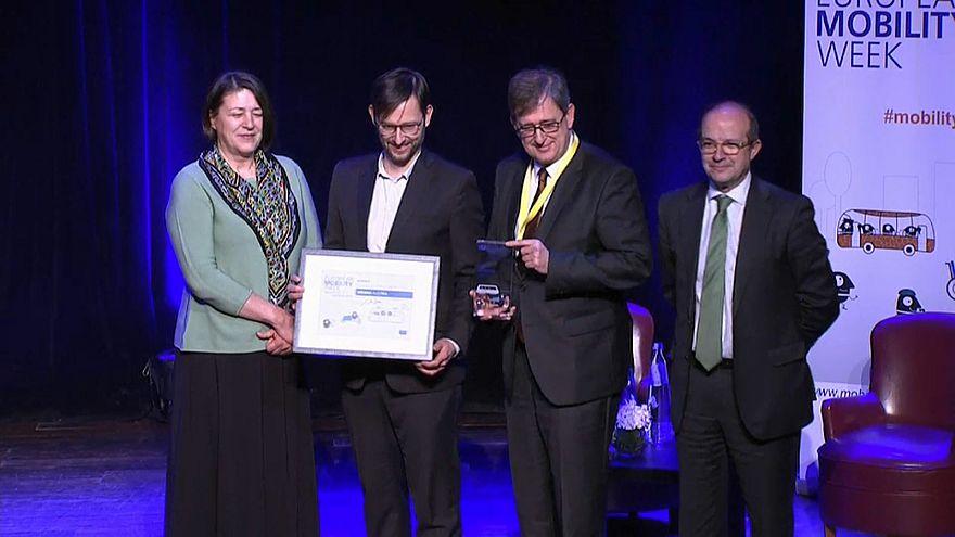 Viyana ve Igoumenitsa'ya şehircilik ödülü