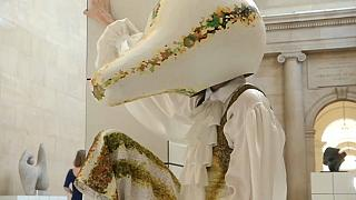 """The Squash"", de  Anthea Hamilton, llega al Tate Britain"