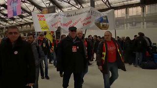 França vive mais uma greve da Função Pública