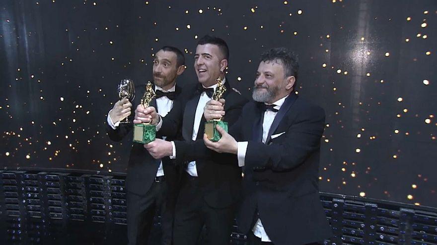 I registi Antonio e Marco Manetti stravincono ai David