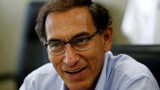 Vicepresidente de Perú, Martín Vizcarra