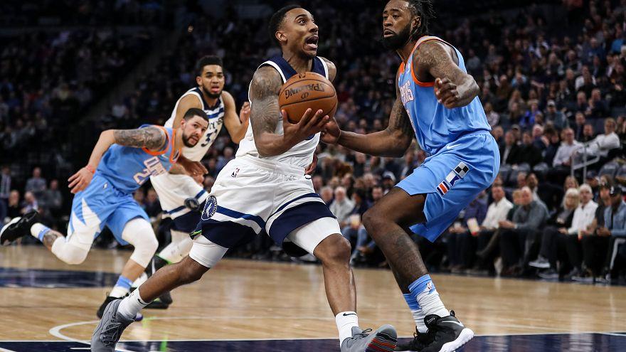 NBA: Clippers vencem Bucks e superam derrota frente aos Wolves