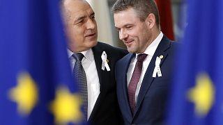 Pellegrini als neuer slowakischer Regierungschef vereidigt