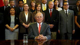 Le président du Pérou vers une destitution