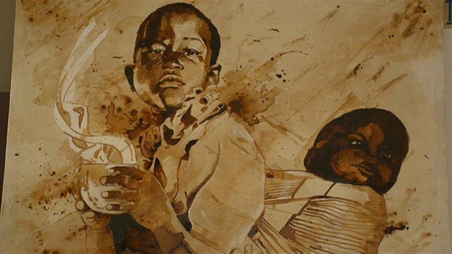 Expresso yourself! Meet Nigeria's coffee artist
