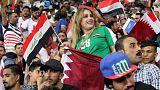 Διεθνές ποδοσφαιρικό παιχνίδι στη Βασόρα