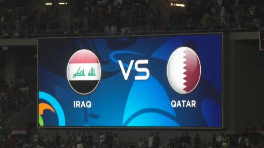 L'Irak renoue avec le foot
