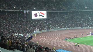 O futebol volta ao Iraque