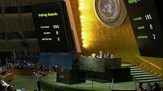 Deutsch-israelische Verspannungen wegen Sitz im UN-Sicherheitsrat?