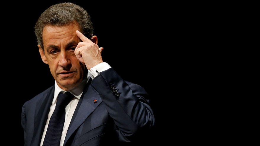 I have never betrayed the French, says Sarkozy amid Libya funding probe