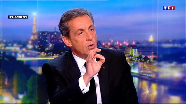 L'ex presidente francese Sarkozy al contrattacco