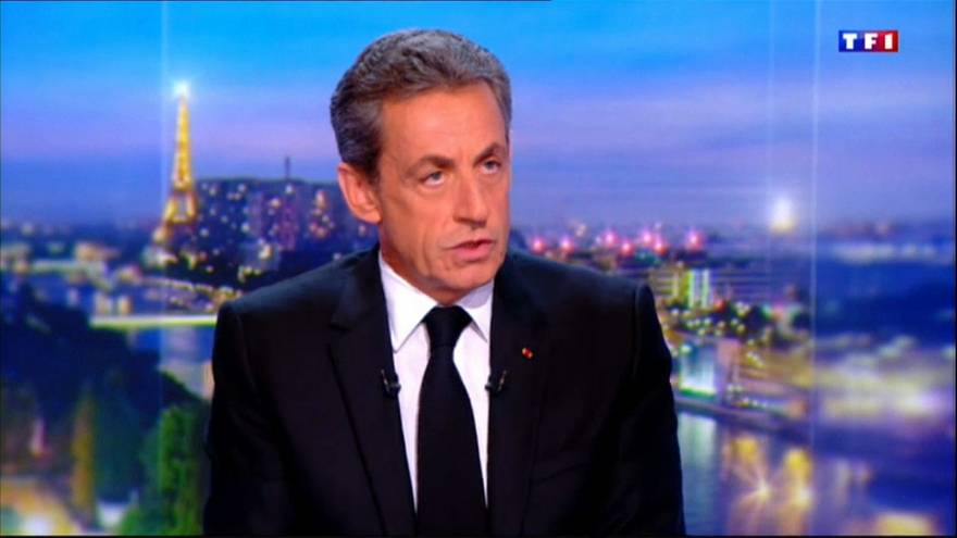 Ex-French President Sarkozy says accusers make his life 'hell'