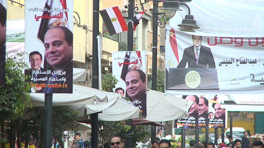 Mısır yeni cumhurbaşkanını seçiyor