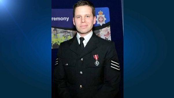 Otthon a mérgezést szenvedett rendőr