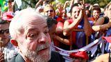 Tribunal deixa Lula da Silva em liberdade até abril